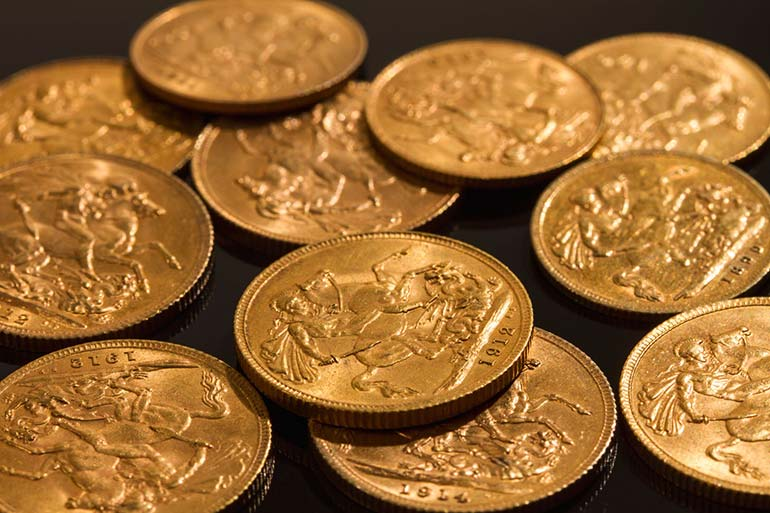 Buy Gold Coins | Buy Krugerrands UK - Buy Bullion Coins